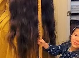 Most Common Questions About Life With Very Long Hair, Answered
