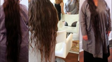 The Day I Donated 24inches of Hair to the Pantene Beautiful Lengths Program