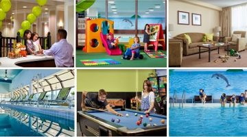 Looking for a Family Friendly March Break Destination? Think Eaton Chelsea.