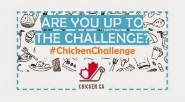 The Chicken Farmers Great Canadian Chicken Challenge Recipe Contest