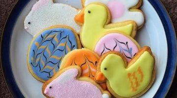 Easter Cookies {Cake Magic}