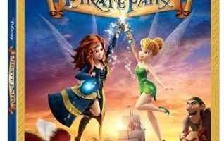 Enjoy Feisty Pint-Sized Adventure with Disney's The Pirate Fairy