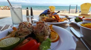 Puerto Vallarta, Go For The Food…