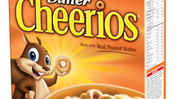 Peanut Butter Cheerios are BACK and Here to Stay!