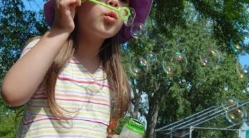 Summertime Bubbles!