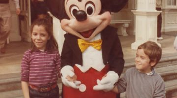 Mickey and Me, circa 1983