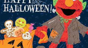 Picturebooks for Halloween from Sourcebooks