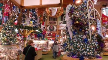 The World's Largest Christmas Store