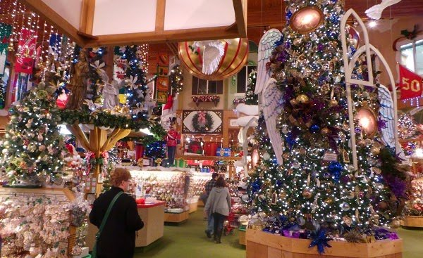 theres plenty of other reasons to visit frankenmuth there is so much more than just bronners but bronners is more then excuse enough for a visit