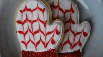 Christmas Cookies {Cake Magic}