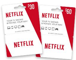Last Minute Gift, Think Netflix?!? #StreamTeam