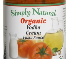 My Pasta Sauce Favourite, Simply Natural {Review}