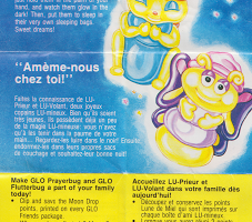 Do You Remember Glo-Bugs? You know, the 1980s toy?
