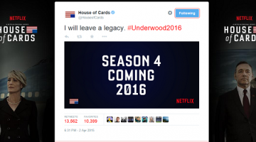 And Now the Important Question, Will House of Cards Have a Fourth Season?
