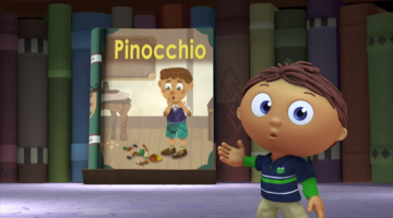On Raising Pinocchio… #StreamTeam