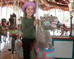 Riding the Carousel at Canada's Wonderland, the Out-Take Edition
