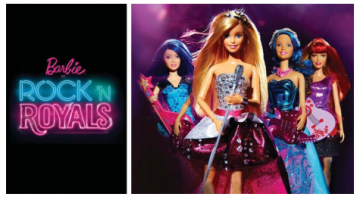 Barbie Rock n' Royals, Celebrating Self Expression Through Music