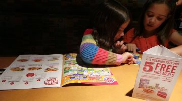 Grab a #BPKidsCard This Fall For 5 Free Kids Meals!