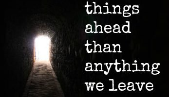 What lies ahead… {Monday Inspiration}