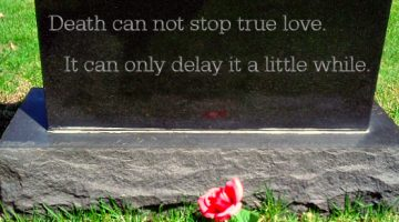 Death Can Not Stop True Love…