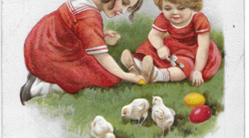Happy Easter, 1930's Style