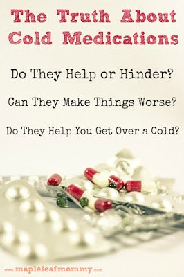 Do cold tablets actually help when you are sick?