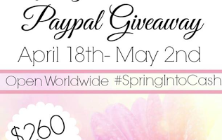 Warm Up Your Springtime With This $260USD GIVEAWAY!