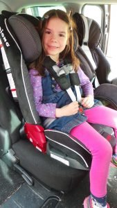 Why You Should Keep Your Kids in a Harness Car Seat For As Long As