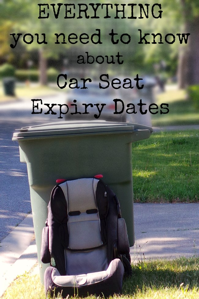 Save money by understanding car seat expiry dates.