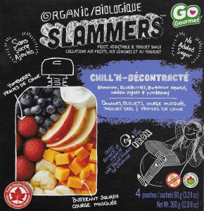 Slammers Snacks from Go Gourmet