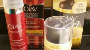 Summertime Sun Protection to Help Keep You Looking Ageless with Olay