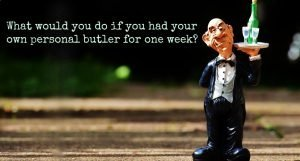 what would you have a butler do for you?