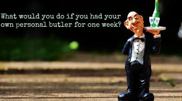 What do butlers do? What would you have a butler do for you?