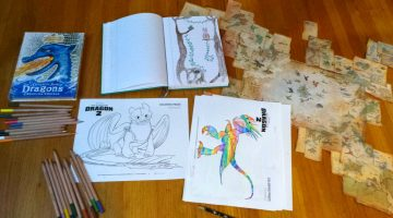 Make Your Own Book of Dragons, Like a Dragon Rider of Berk