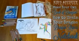 Make Your Own (In)Complete Book of Dragons