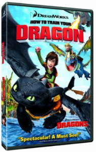 Dreamworks animation How to Train Your Dragon series.