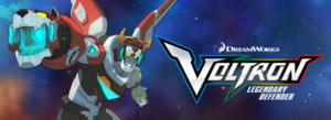 Netflix Exclusive Dream Works Voltron Legendary Defender