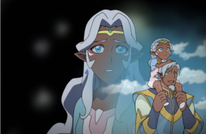 Feel for Princess Allura's loss.