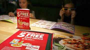 Boston Pizza Kids Cards Are Back!