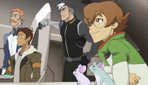 Katie Holt or Pidge is the Green Lion pilot for Voltron.