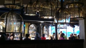 Second Floor Bar area at Toothsome Chocolate Emporium