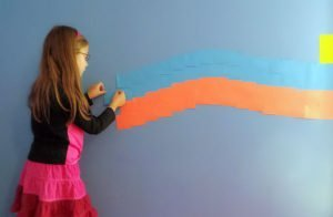 creating-wall-art-with-staples-stickies