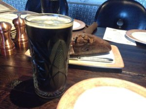 Too Chocolate Stout at Toothsome's Chocolate Emporium