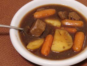 Black Velvet Beef Stew