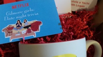 Gilmore Girls: A Year in the Life Giveaway