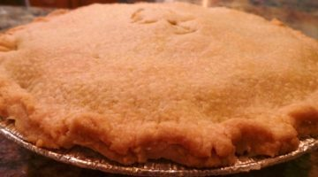 My Mom's French Canadian Meat Pie Recipe