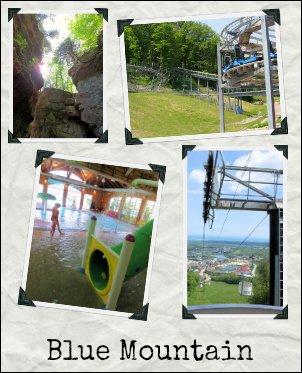 Blue Mountain, Canadian family travel destination.