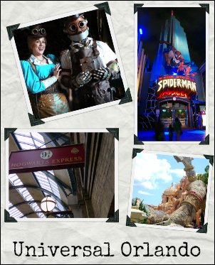 Canadian Family Travel: Universal Orlando