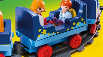 Playmobil for Toddlers & Preschoolers? Check out Playmobil 1.2.3