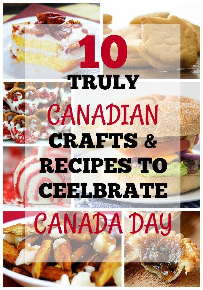 10 Truly Canadian Ways to Celebrate Canada Day